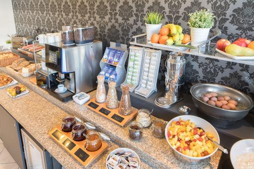 慕尼黑馨乐庭服务公寓酒店 - 慕尼黑 - 自助餐