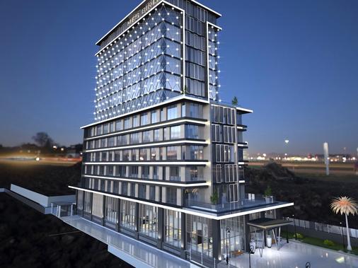 伊斯坦布尔金郁金香酒店 - 伊斯坦布尔 - 建筑