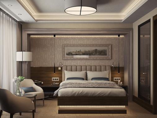伊斯坦布尔金郁金香酒店 - 伊斯坦布尔 - 睡房
