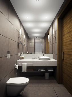 伊斯坦布尔金郁金香酒店 - 伊斯坦布尔 - 浴室