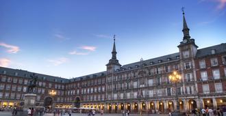 马德里金狮旅馆 - 马德里 - 户外景观