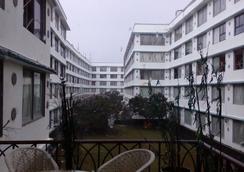 棕榈会议中心酒店 - 孟买 - 阳台