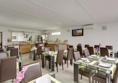 迪瑞沃龙门塔拉酒店 - 罗马 - 餐馆