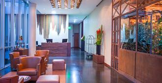 收集93ghl酒店 - 波哥大 - 大厅