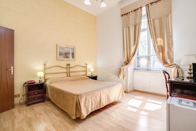 德埃斯特酒店 - 罗马 - 睡房