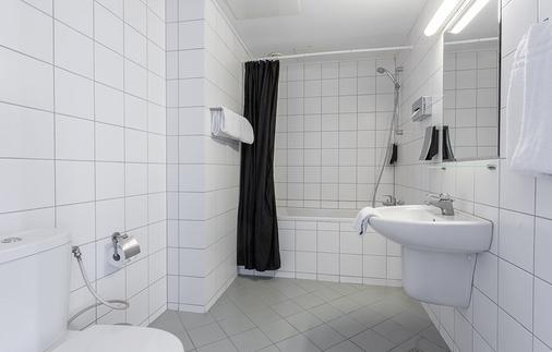 贝斯特韦斯特美居酒店 - 哥本哈根 - 浴室