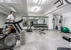 贝斯特韦斯特美居酒店 - 哥本哈根 - 健身房