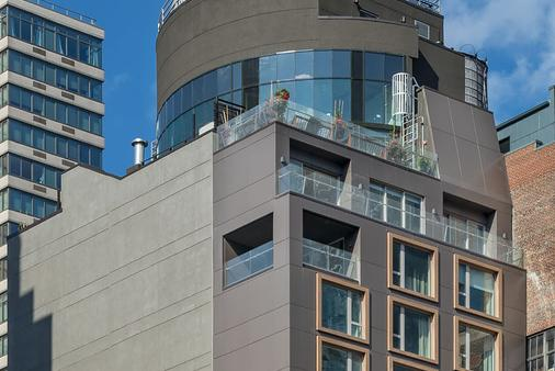 梅德酒店 - 纽约 - 建筑