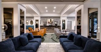 墨尔本韦伯萨伏依酒店 - 墨尔本 - 休息厅