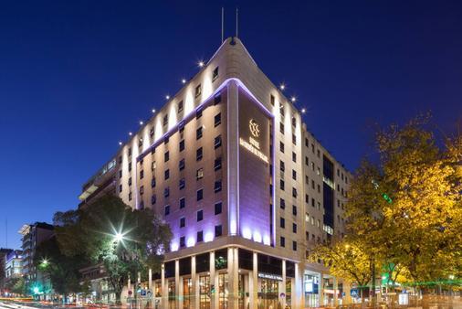 尔克斯庞巴尔酒店 - 里斯本 - 建筑