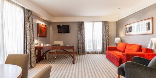 尔克斯庞巴尔酒店 - 里斯本 - 客厅