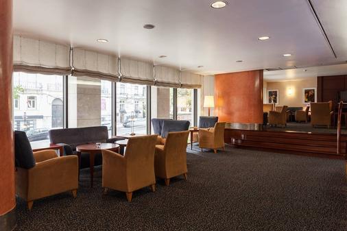 尔克斯庞巴尔酒店 - 里斯本 - 休息厅