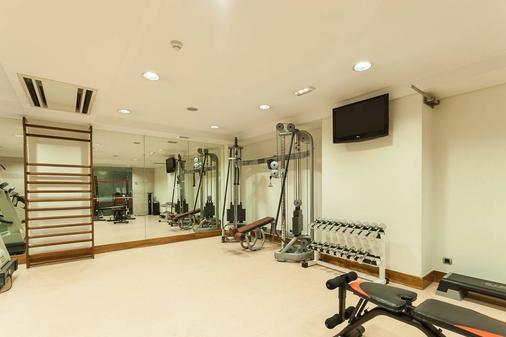 尔克斯庞巴尔酒店 - 里斯本 - 健身房