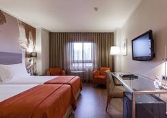 尔克斯庞巴尔酒店 - 里斯本 - 睡房