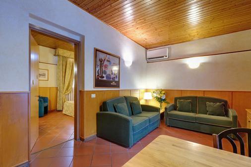 格瑞弗纳酒店 - 佛罗伦萨 - 客厅