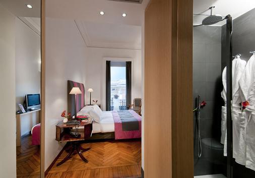 罗马阿尔皮酒店 - 罗马 - 睡房