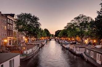 维纳斯普林酒店 - 阿姆斯特丹 - 户外景观
