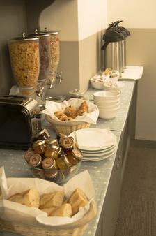 德斯艾克里万恩斯酒店 - 巴黎 - 食物