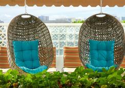 水上绿洲酒店 - 檀香山 - 休息厅