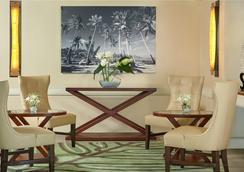 威基基阿瓜棕榈酒店 - 檀香山 - 大厅