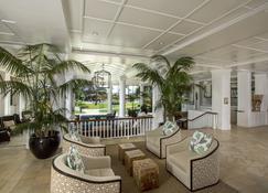 考艾岛海滩度假酒店 - 利胡埃 - 大厅