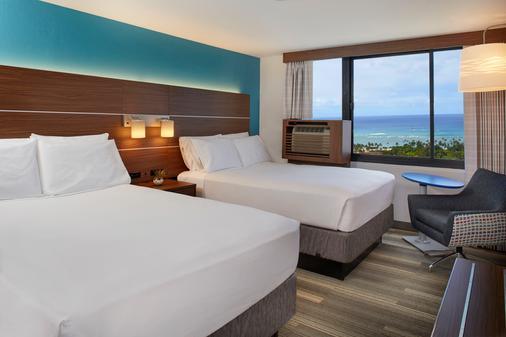 威基基海滩麦乐天苑酒店 - 檀香山 - 浴室