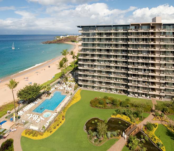 阿斯顿捕鲸卡阿纳帕利海滩酒店 - 拉海纳 - 建筑