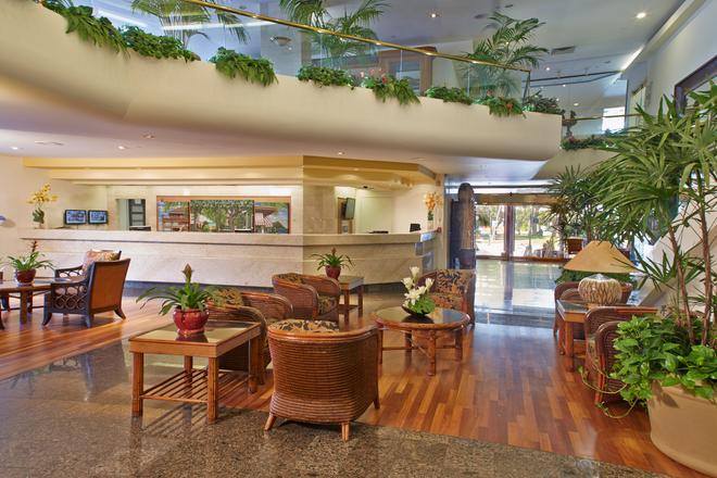 卢亚娜威基基水族精品酒店 - 檀香山 - 大厅