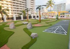 威基基海滩麦乐天苑酒店 - 檀香山 - 高尔夫球场