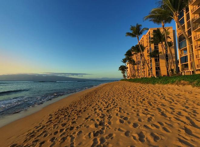 阿斯顿玛哈纳卡纳帕利酒店 - 拉海纳 - 海滩