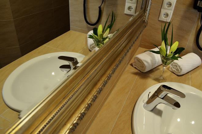 布莱梅斯塔德特酒店 - 不莱梅 - 浴室