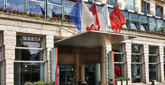 贝勒里弗施泰根博阁酒店 - 苏黎世 - 建筑
