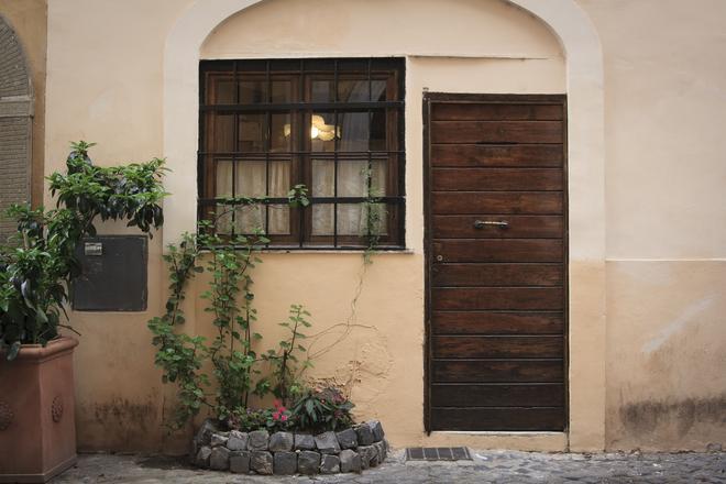 文迪斯斯卡里尼旅馆 - 罗马 - 建筑