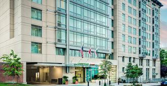 华盛顿特区雾谷万怡酒店 - 华盛顿 - 建筑