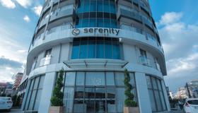 伊斯坦布尔机场宁静套房公寓式酒店 - 伊斯坦布尔 - 建筑