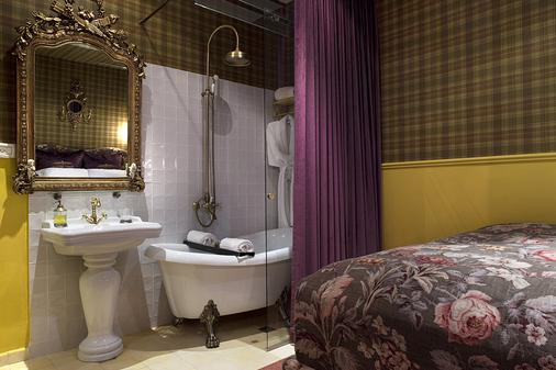 皮尔特拉维夫酒店 - 特拉维夫 - 睡房