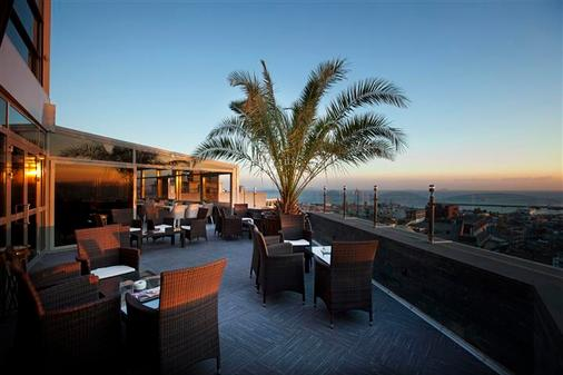 深山酒店 - 伊斯坦布尔 - 户外景观