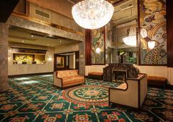 纽约城惠灵顿酒店 - 纽约 - 大厅