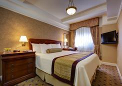纽约城惠灵顿酒店 - 纽约 - 睡房