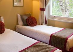 加冕礼酒店 - 伦敦 - 睡房