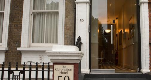 加冕礼酒店 - 伦敦 - 建筑