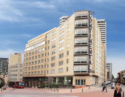 蓝色之门欧式酒店 - 波哥大 - 建筑
