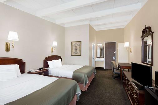 米德尔敦纽波特地区豪生酒店 - 米德尔敦 - 睡房