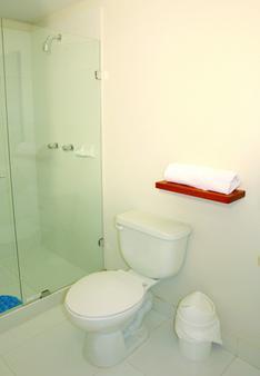 帕蒂奥卡桑拿酒店 - 波哥大 - 浴室