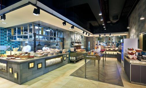 多哈老城希尔顿逸林酒店 - 多哈 - 自助餐