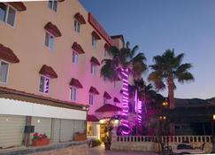 阿姆拉皇宫国际大酒店 - 瓦迪穆萨 - 建筑