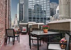 纽约市列克星敦大道傲途格精选酒店 - 纽约 - 露天屋顶