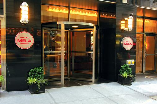 玫拉酒店 - 纽约 - 建筑