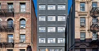 纽约果园街酒店 - 纽约 - 建筑