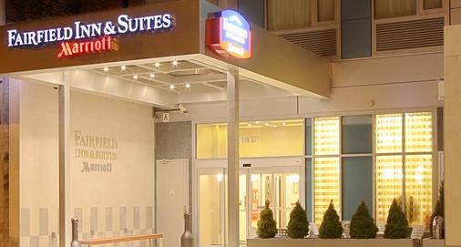 纽约曼哈顿万豪费尔菲尔德酒店/第五大道 - 纽约 - 建筑